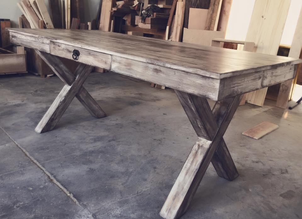 Texas Desk/Dining Table