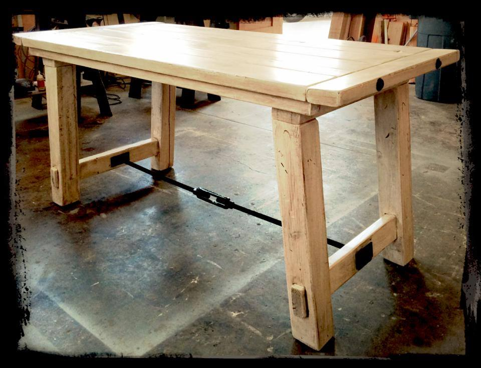 White Betty Table