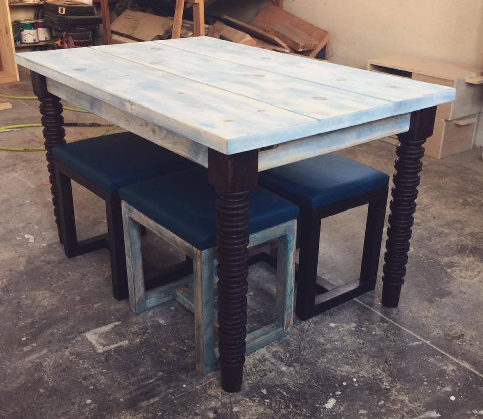 Roma Dining Table Set