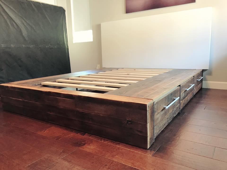 Sea Queen Bed