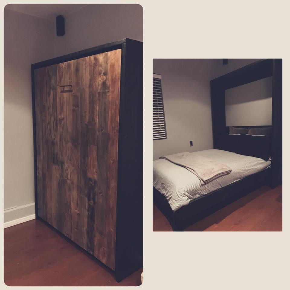J Murphy Bed