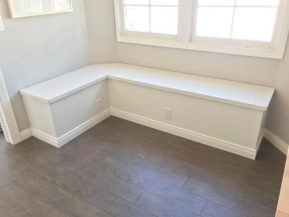 Corner Nook Benches