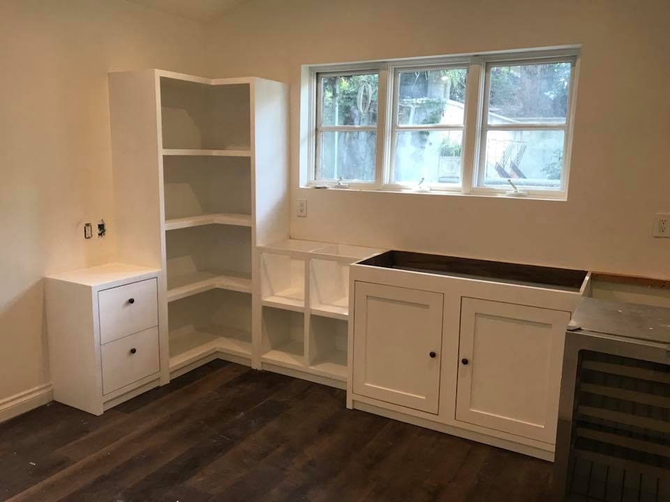 Stable Cabinets/ Office