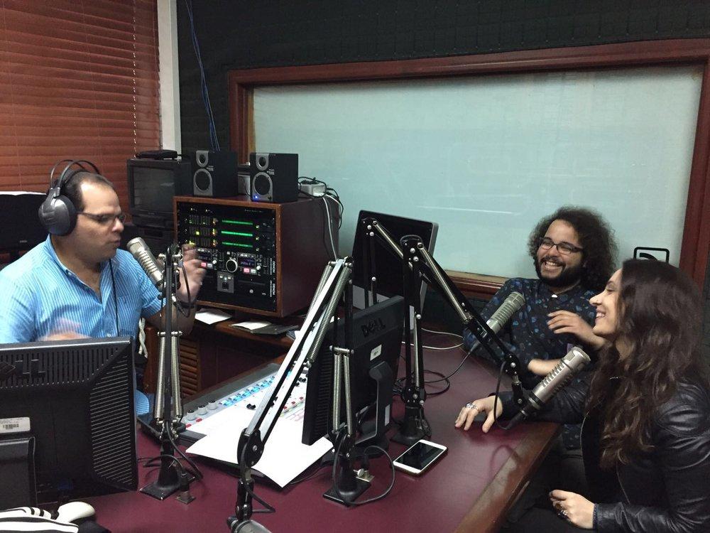 Música a las 12 - Estación 97.7FM