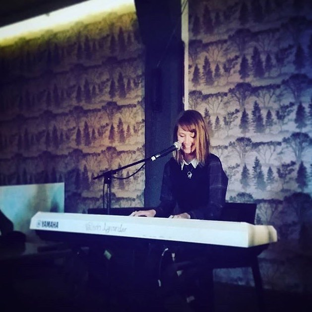 Had a lovely evening playing for @gooutoftune yesterday! Thanks @valeriolys for the photo x - - - - #piano #singersongwriter #singer #look #cool #nice #me #life #gig #pop #folk #original #london #hackney #londonfields #australian #uk #music #night #openmic #instagirl #instagood #instamood #instadaily #girl #art #life #photooftheday #photography #gig #love #lovesongs #original