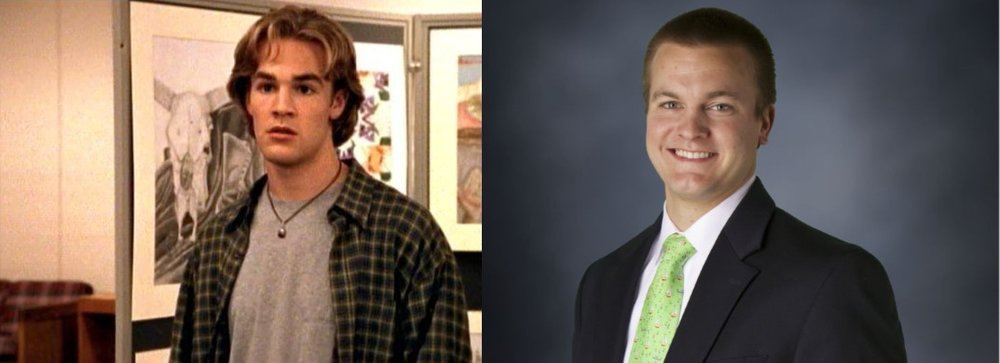 Did the School Board appoint James Van Der Beek or John Edward Boyer? Either way, both can be called Dawson.