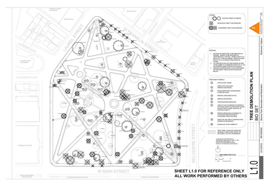 December 12, 2016 City Tree Removal Schematic