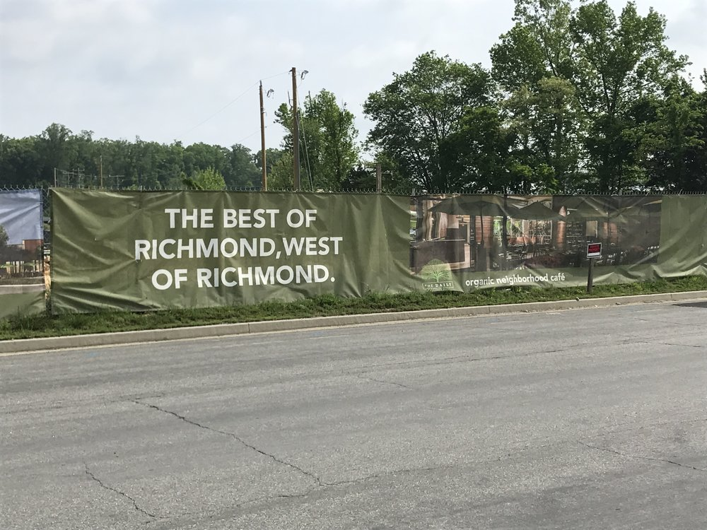 "Evidently the developers don't realize the ""best of Richmond"" is the people who live here."