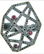 2009 Category I Brendon Padilla Romance Diamond Co.