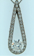 2009 Category III Brendon Padilla Romance Diamond Co