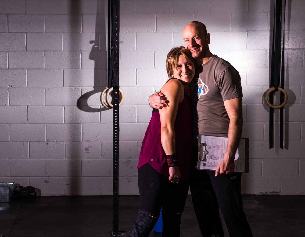 CrossFit Level 1 Trainer CrossFit Gymnastics Co-owner of CrossFit Amrock