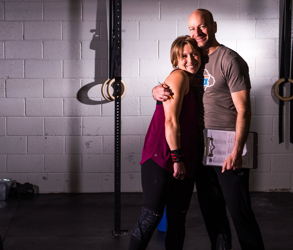 CrossFit Level 1 Trainer Co-owner of CrossFit Amrock