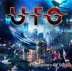 2015 UFO | Conspiracy Of Stars Recording Engineer