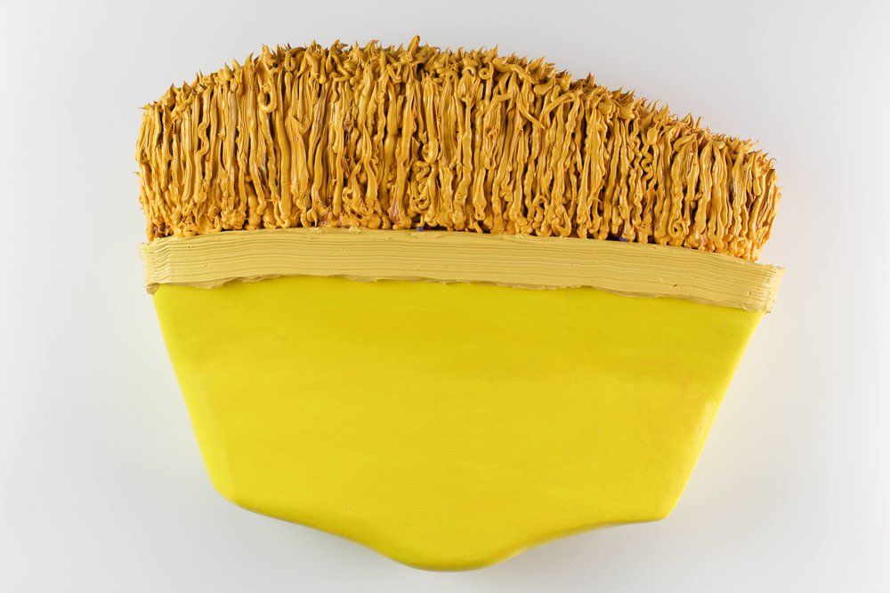 Michael Villarreal, Yellow Broom, 2015