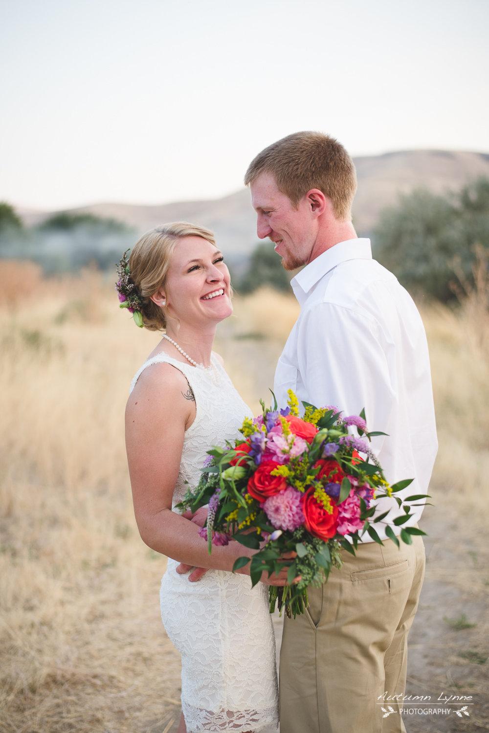 Hells Gate State Park Wedding Lewiston, Idaho
