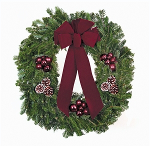 Double Sided Wreaths