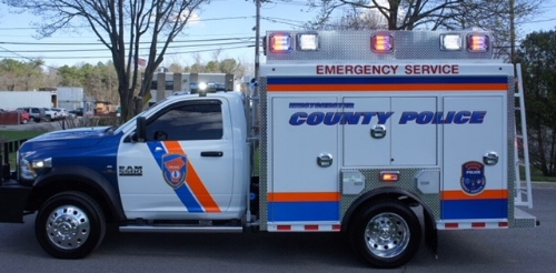 The Westchester County Department of Public Safety offers local patrol and specialized services via inter-municipal agreements to villages, towns, and cities.