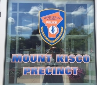 The Westchester County Department of Public Safety maintains a station in Mt. Kisco Village to display a local identity.