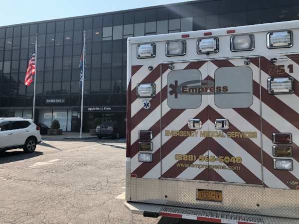 Empress responds to over 100,000 ambulance calls annually. It is the largest EMS provider in Westchester and a primary backup to New York City. By contract, it serves White Plains, New Rochelle, Yonkers, Mt. Vernon, Pelham, Yorktown, and area hospitals and private care facilities.