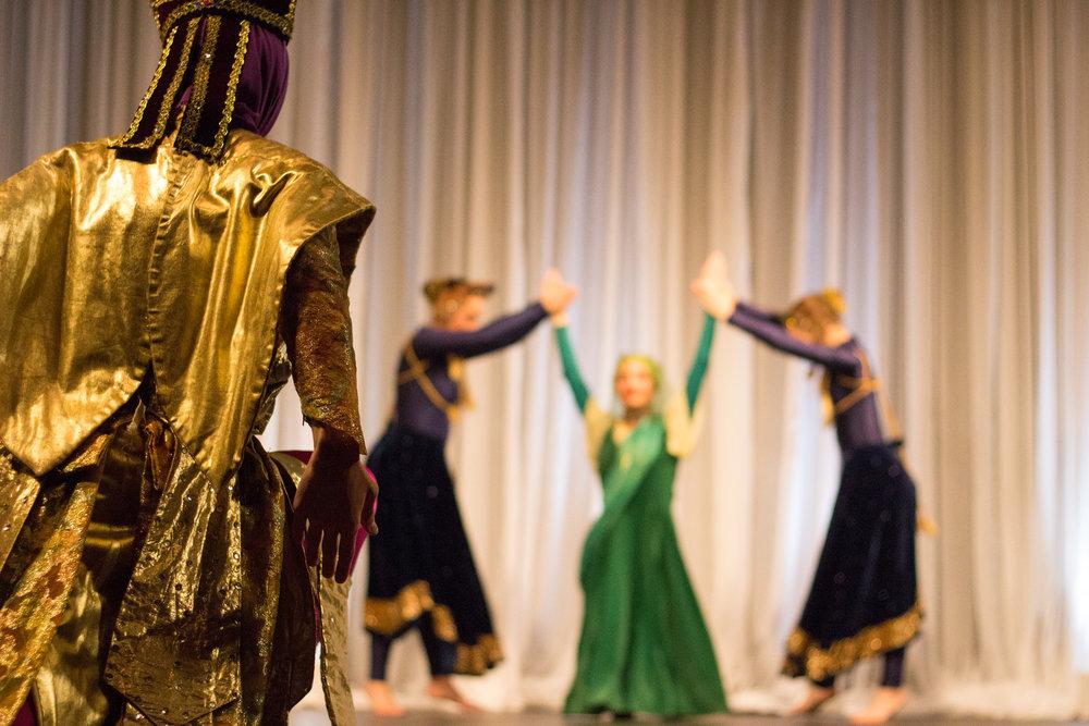 A Joyful Noise Unto the Lord - Dancescape Studio