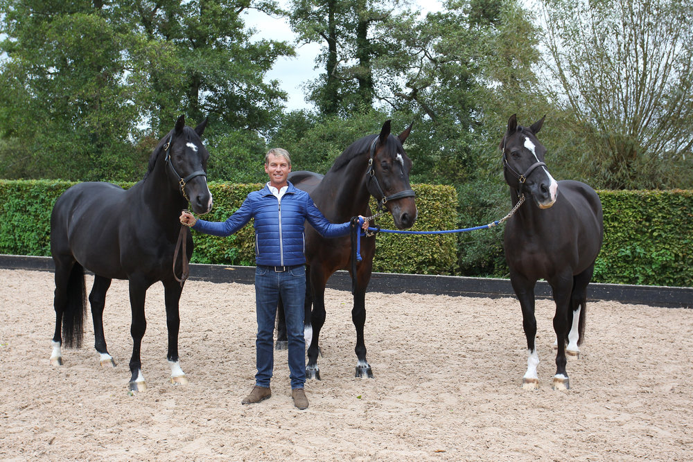 Carl Hester, Uthopia, Nip Tuck and Valegro .jpg