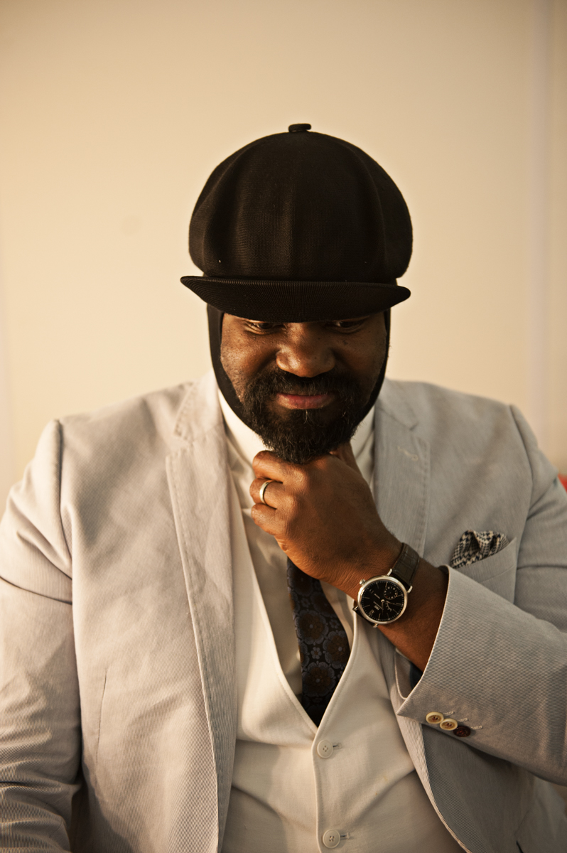 Gregory Porter Portrait