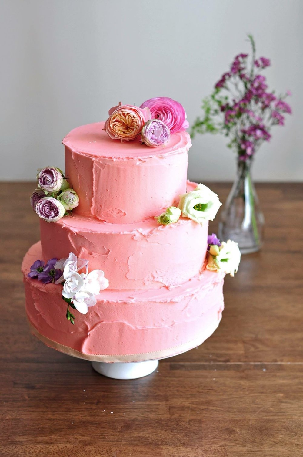 Wedding Cakes — The Flour Artist
