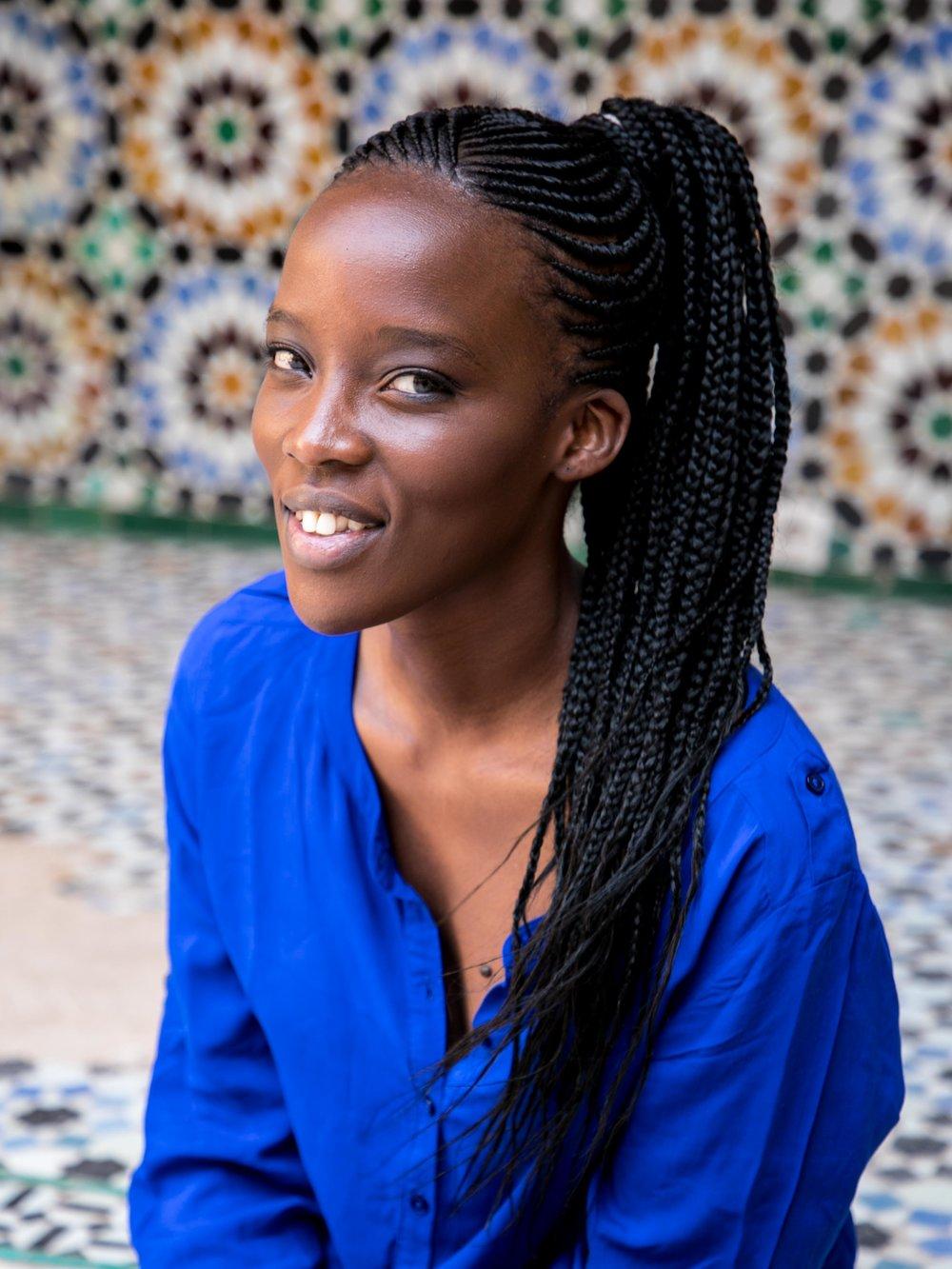 Myriam - @myriamneza  attended #honeysinmarrakech '17