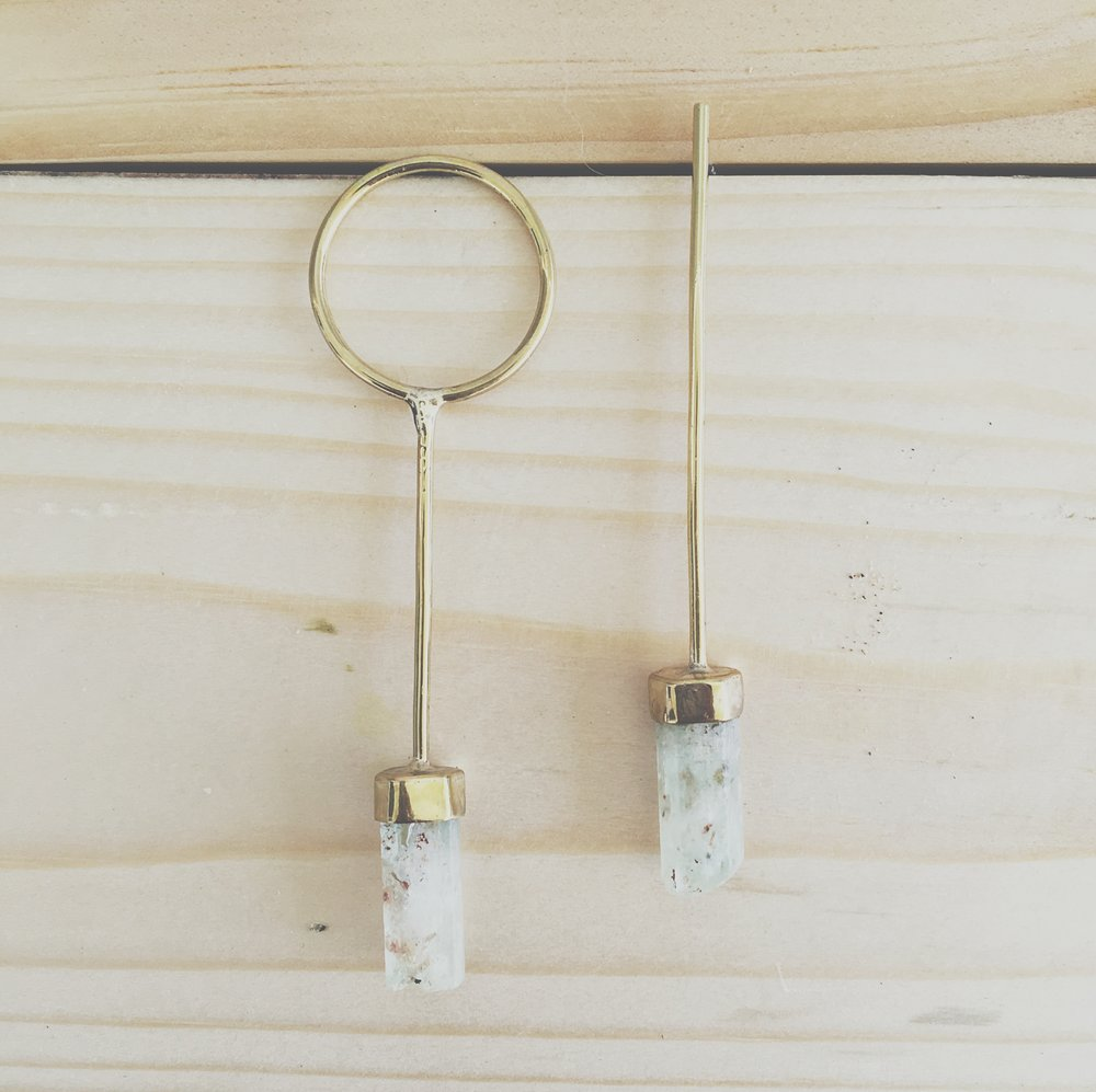 'Mismatch' Earrings