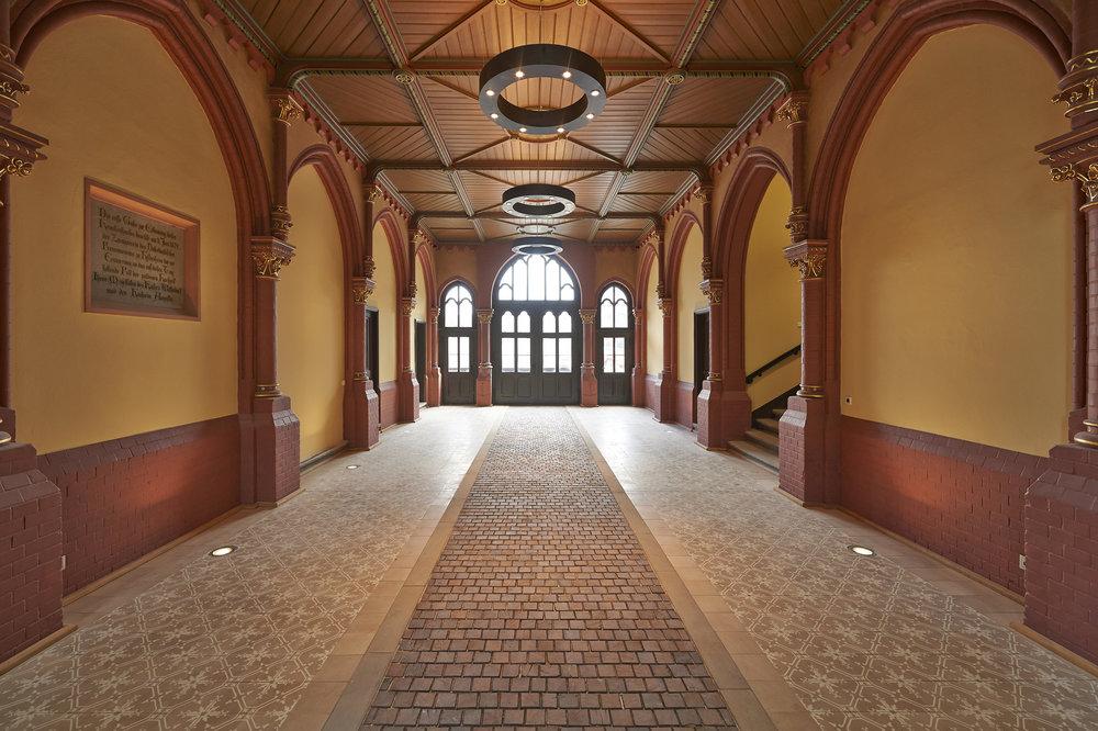 Tor Halle - Plan W65 Architects