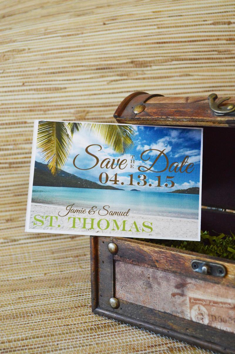 renoweddinginvitations.com | Destination Wedding Save the Date Postcards | Luggage Tag Destination Save The Dates | The Stylish Scribe | Reno Wedding Invitations