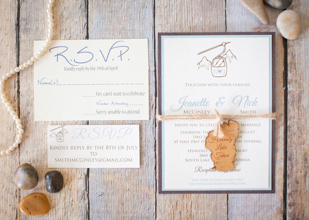 renoweddinginvitations.com | Reno Wedding Invitations and Destination Stationery | The Stylish Scribe | Classic Wedding Invitations and Save The Date Cards