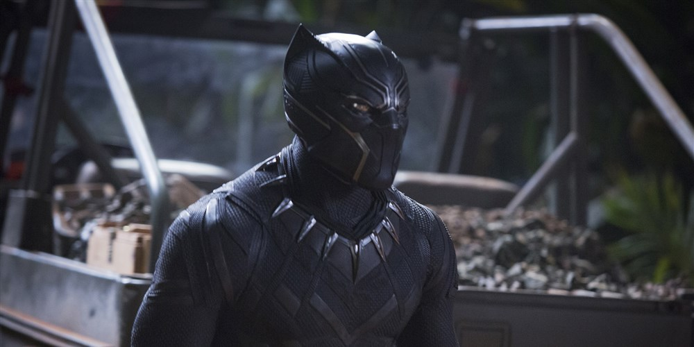 Chadwick Boseman as T'Challa in Black Panther | Matt Kennedy / Marvel Studios
