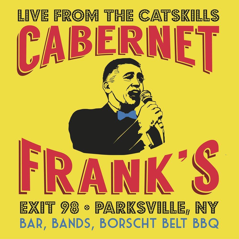 Cabernet Frank's   live music & borscht belt BBQ