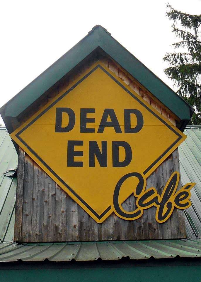 Dead End Café - home of the Parksville Music Festival catering & music venue