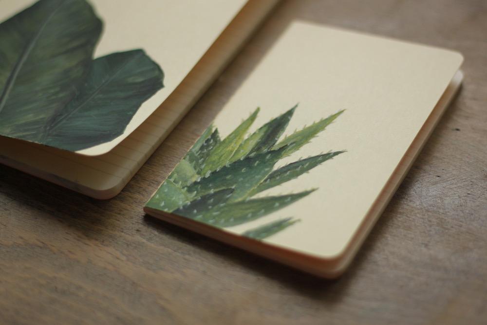 Creando Pensamus Aloe Vera notebook
