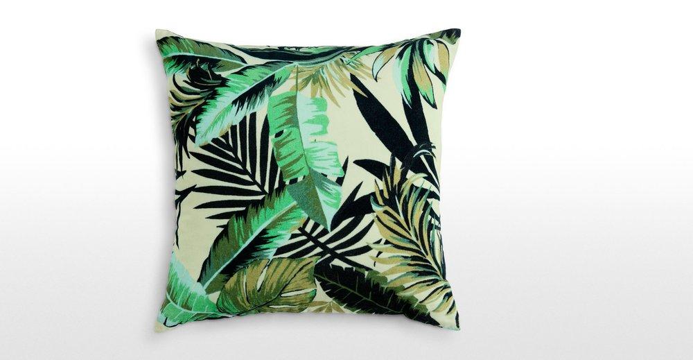 Made Jangala Velvet Cushion