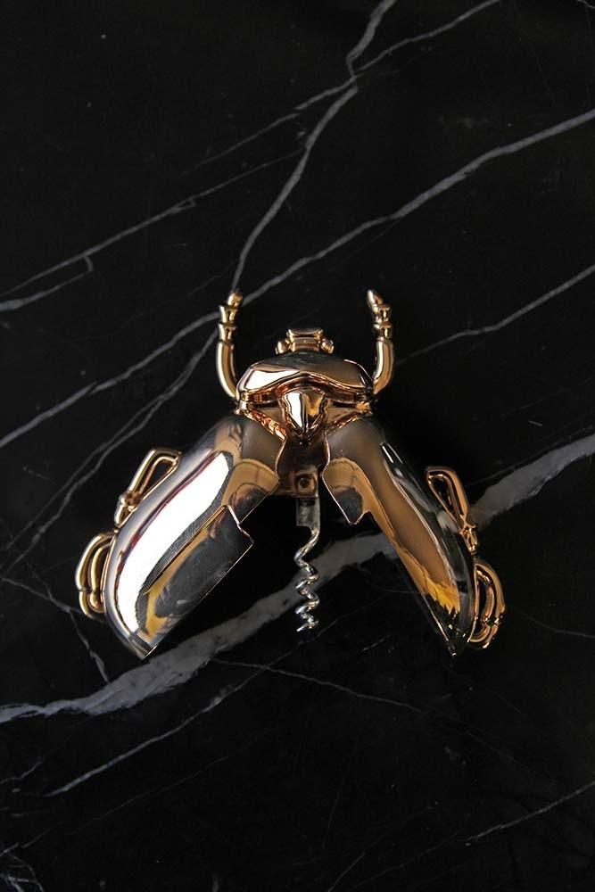 Beetle corkscrew from Rockett St. George