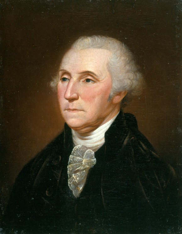 Charles Willson Peale (1795), Collection of the New York Historical Society