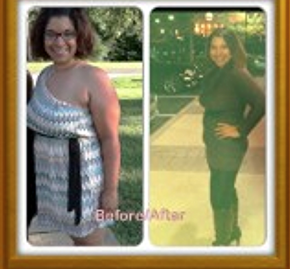 My journey start about two years ago. I was going through the motions with work and taking care of my daughter alone. I knew at that point that I needed to change the way I looked so I could feel better about myself.  I started looking up different diet plans and options to lose the weight. I decided to try the Special K. I was thrilled to start this journey. I was drinking over 64 ounces of water and eating the products. I started at 203 and went to 154 in a little over 8 months.  The problem I had after I lost all of that weight was to maintain it. I lost focused because I was too excited about losing the weight so I stopped.  When I moved back to Murfreesboro I needed to get back on my journey. Then I met Terrance through my friend.  Terrance was very patient with me and started me where I was. He asked me what I wanted to look like and how much time I was willing to put in. I explained to him that I am more than determined to lose the weight and maintain it.  He then set up a meal plan and exercise schedule for me using his 4-Step Formula. Since then, I have followed the meal plan and exercise schedule. I am also grateful that when he doesn't see me physically in the gym he calls or texts me to see what is going on. Terrance is my hero in so many aspects. He is determined, straight forward, and honest about staying healthy.