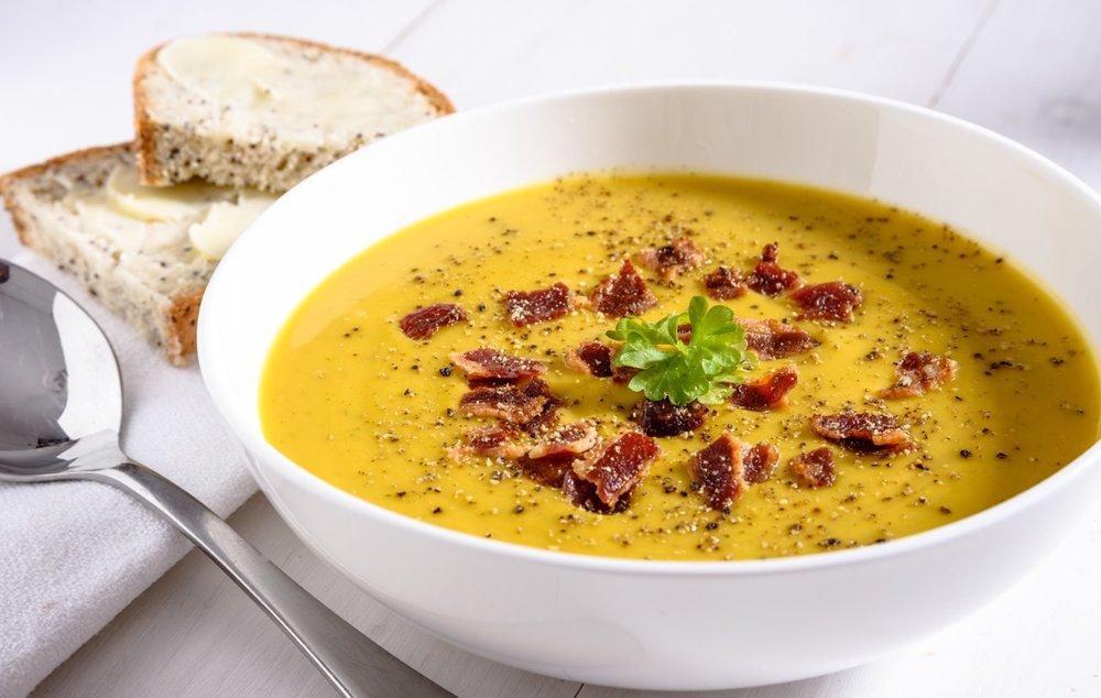 low-FODMAP parsnip soup recipe