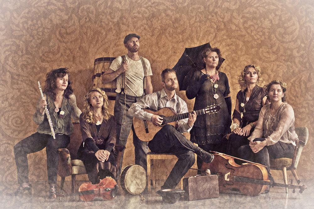 Billuca Ensemble 2012