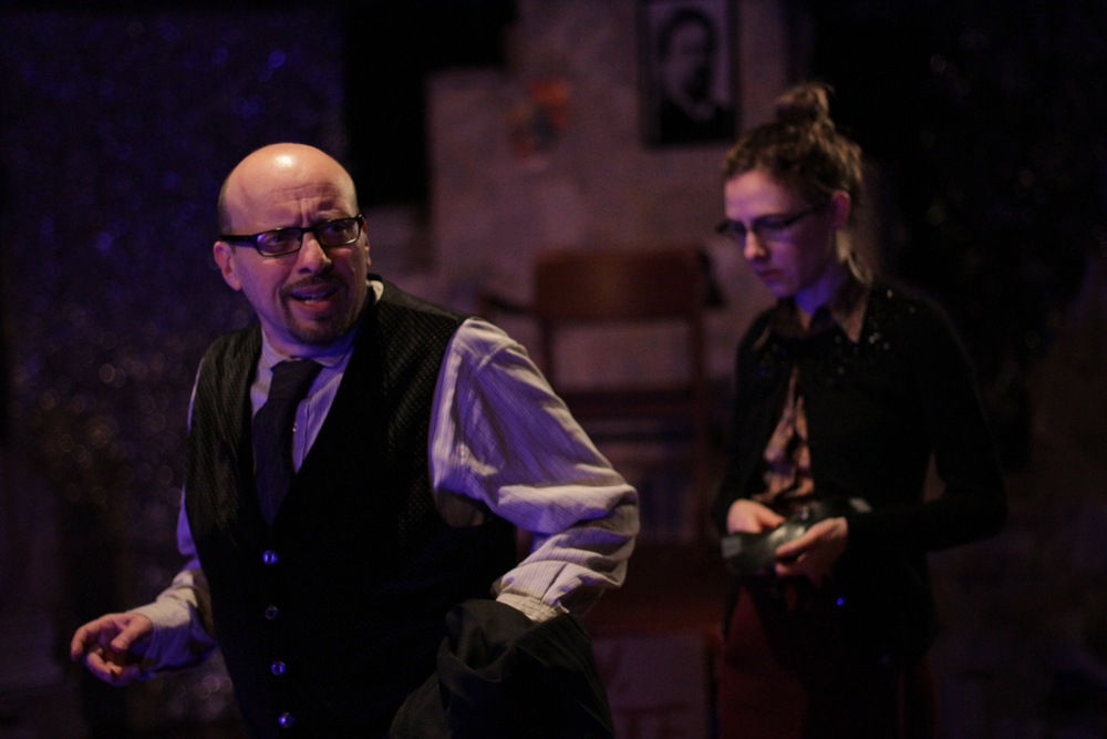 The Magistrate   Anton Chekhov finds himself as a magistrate and must resolve an ethical issue between a prosecutor and a poor man who has stoled a nut from a railroad tie.  Production The Weasel Festival at JACK Brooklyn, New York - 2016