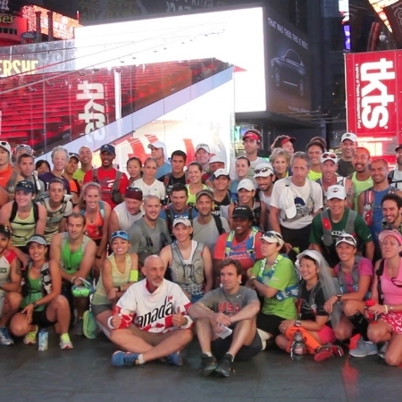 The Great New York 100 Mile Running Exposition