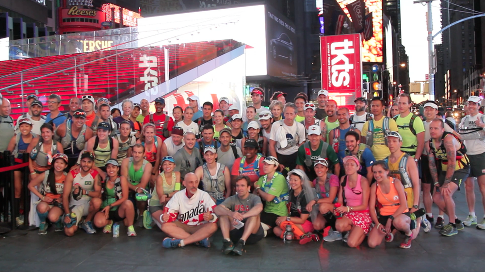 The Great New York 100 Mile Running Exposition (Short - Documentary)   A 100 mile urban odyssey taking runners through the far reaches of New York City.