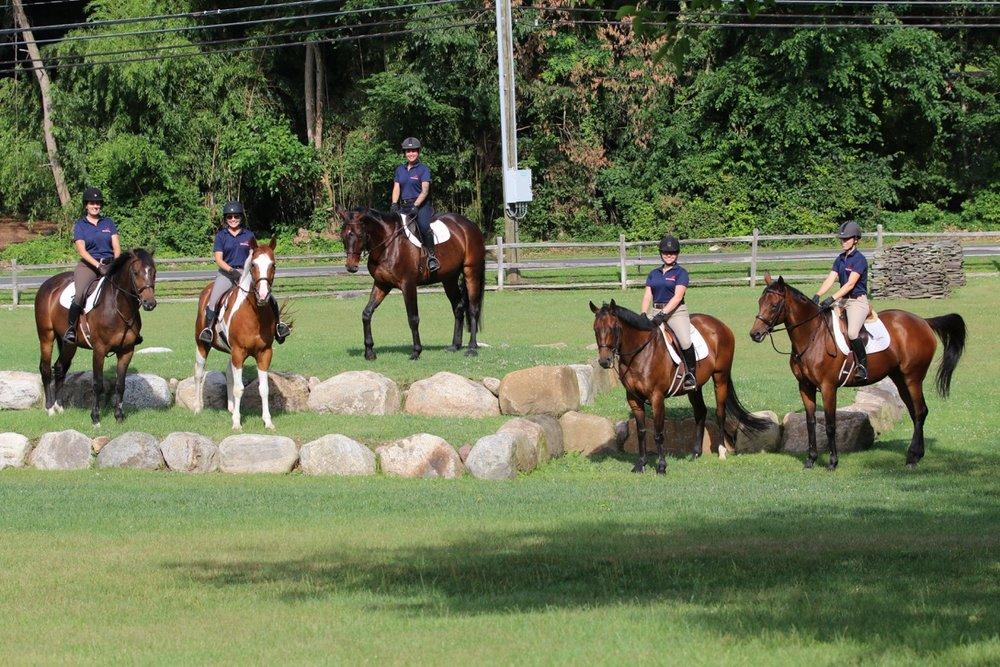 Rockleigh Equestrian Centre Staff