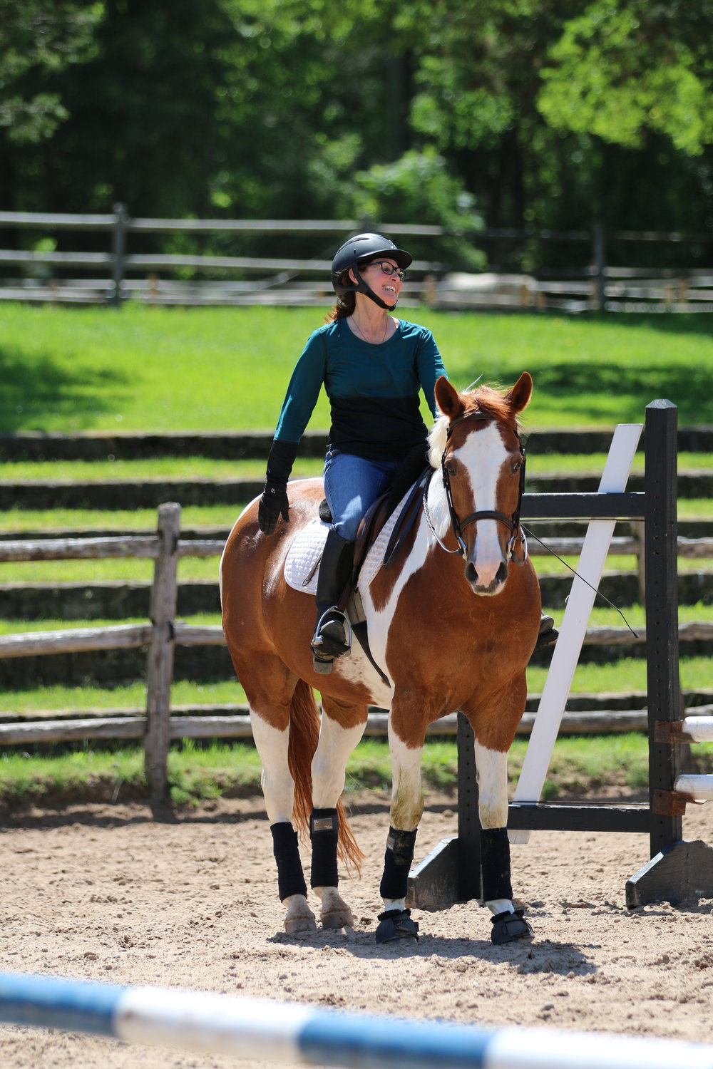Casey Huber, Rockleigh Equestrian Centre Trainer