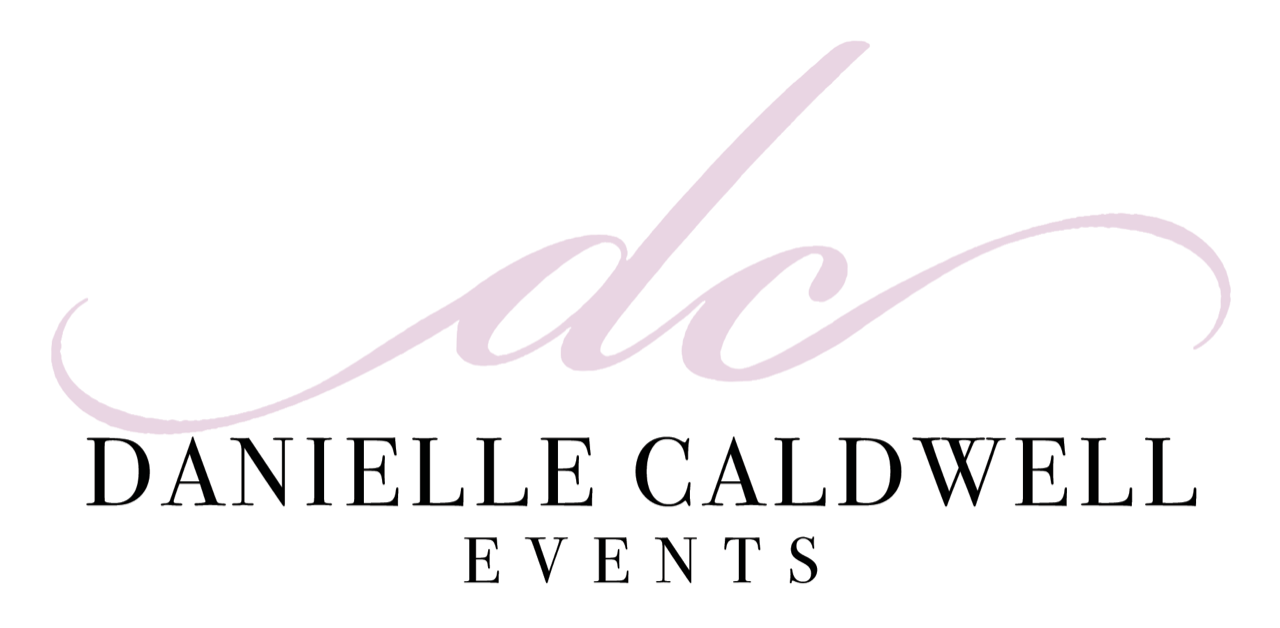 Danielle Caldwell Events - Wedding and Event Planner based in Portland, Oregon.