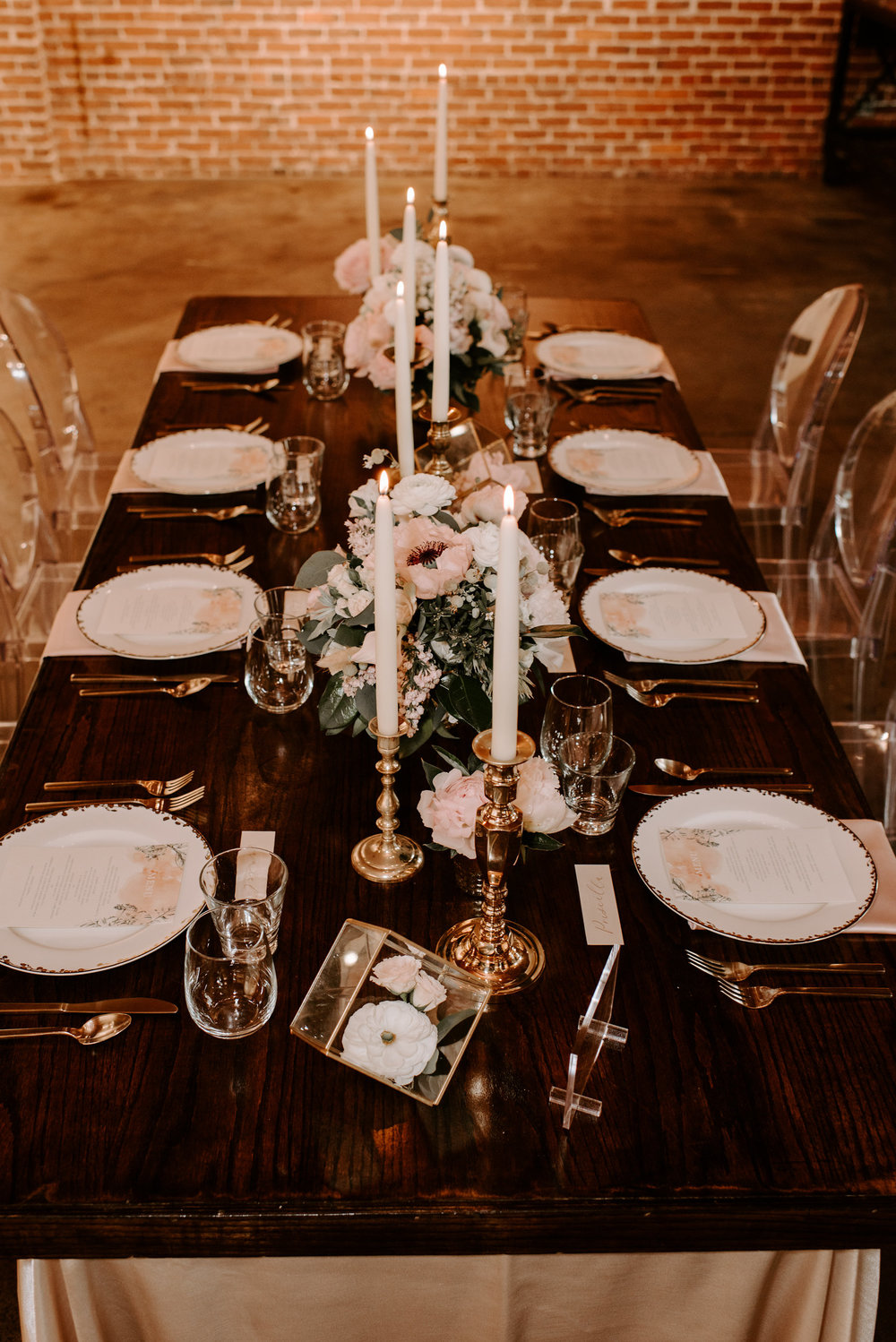 Copy of Copy of Wedding Table scape