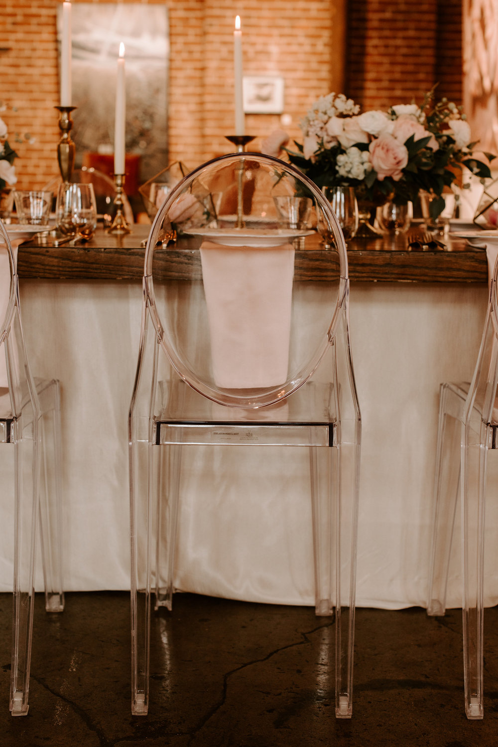 Copy of Copy of Wedding Chairs - Ghost Chairs